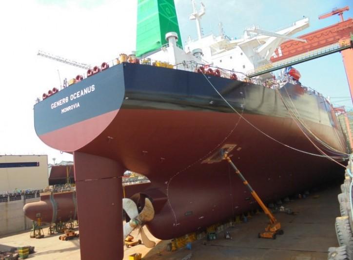 Gener8 Maritime Announces Delivery of the Gener8 Perseus and Gener8 Oceanus