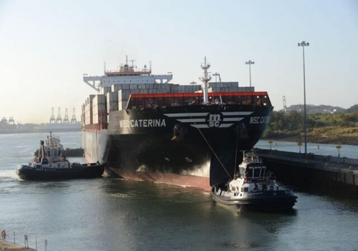 Panama Canal Sets New Milestone with 3,000th Neopanamax Transit