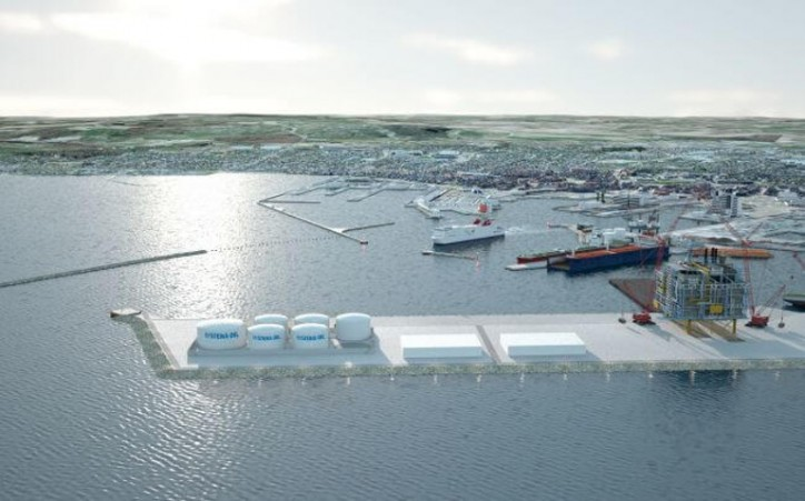 Stena Oil Inks Agreement To Create New Fuel Terminal At Port Of Frederikshavn