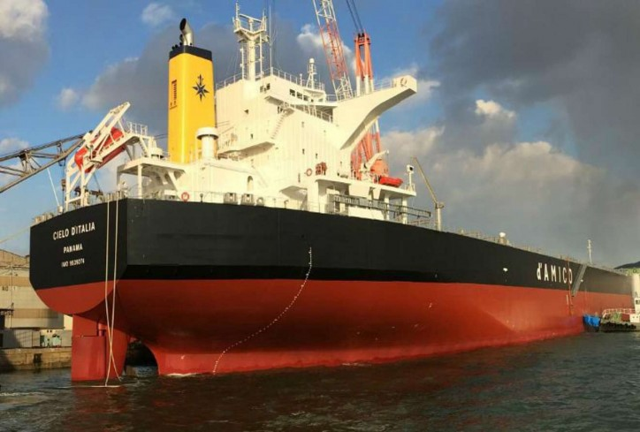D'Amico To Launch Panamax/Kamsarmax Bulker Pools