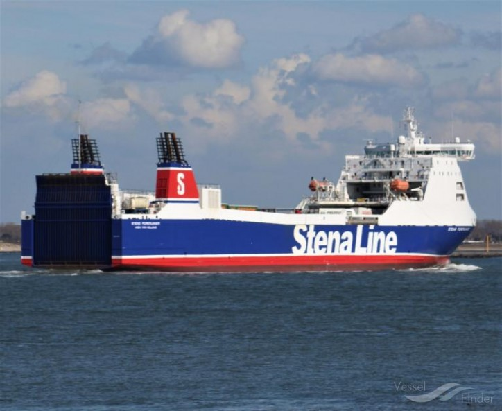 Stena Line adds extra freight capacity to its Belfast-Liverpool service
