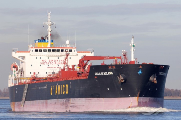 Senior tanker officers admit pollution cover-up