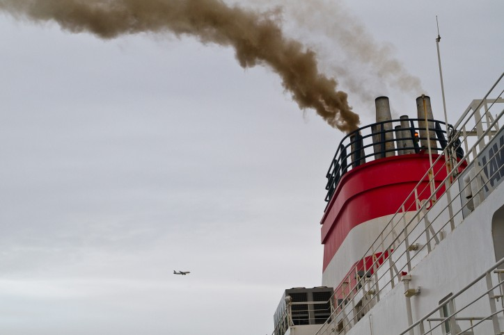 Automating maritime emissions compliance