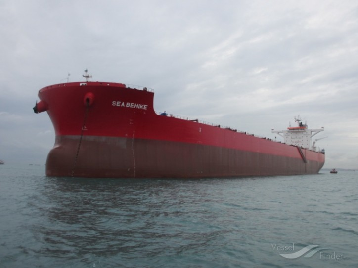 Golden Ocean announces issuance of new shares in connection with delivery of vessel