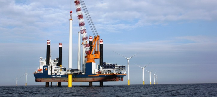 Van Oord acquires Bilfinger Offshore Wind activities