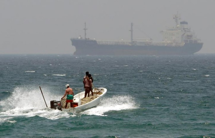 Nigerian navy averts ship's hijack, destroys illegal refineries
