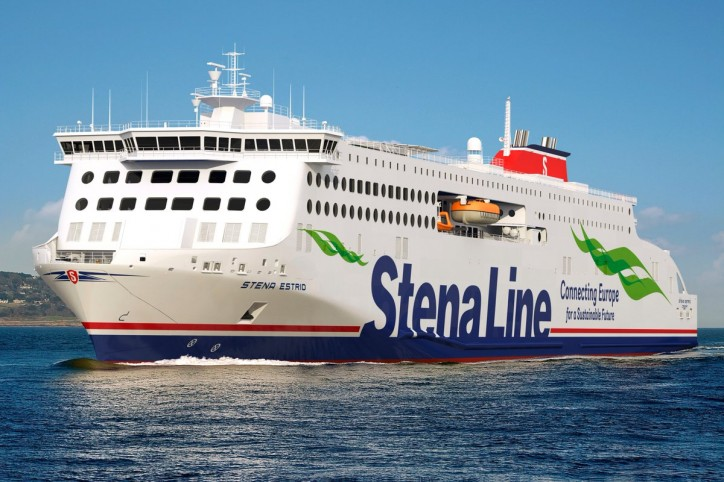 Stena Line sails towards a leadership in sustainable shipping