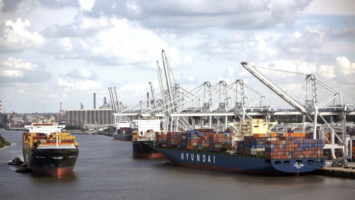 Georgia Port Authority Marks Double-Digit Growth In Total Cargo
