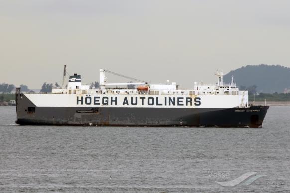 HOEGH CHENNAI - IMO 8507652
