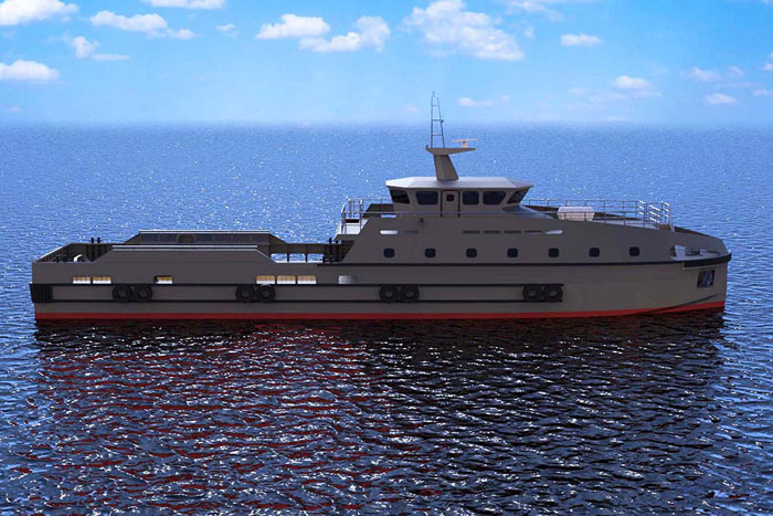 Veecraft Constructing Two Oilfield Security Vessels Ordered By Nigerian Company