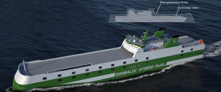 Rolls-Royce wins propulsion contract for nine Ro-Ro vessels