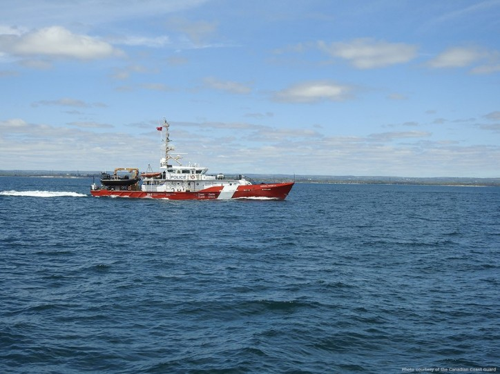 Canadian Coast Guard Selects ABS for Fleetwide Contract