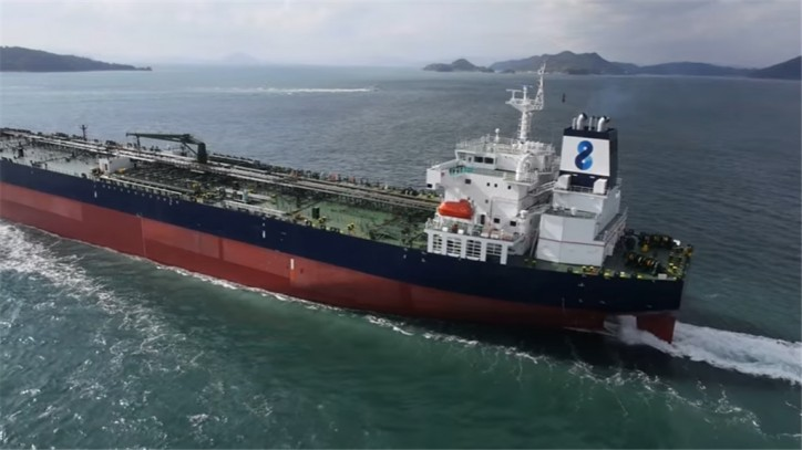 Navig8 Product Tankers Takes Delivery of 4th and Final Newbuilding Product Tanker From SPP Shipbuilding