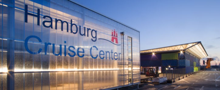 Hamburg opens third cruise ship terminal