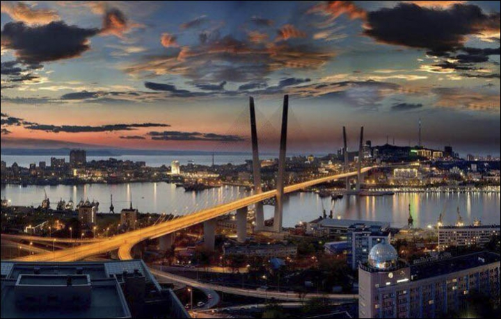 Vladivostok Established As Free Port By President Vladimir Putin
