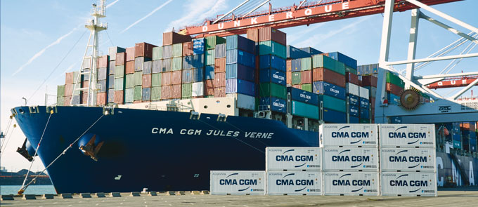 CMA CGM develops AQUAVIVA, a new generation of containers to transport live lobsters (Video)