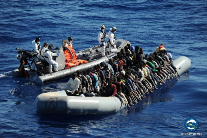 Italy blocks extension of EU migrant mission in the Med