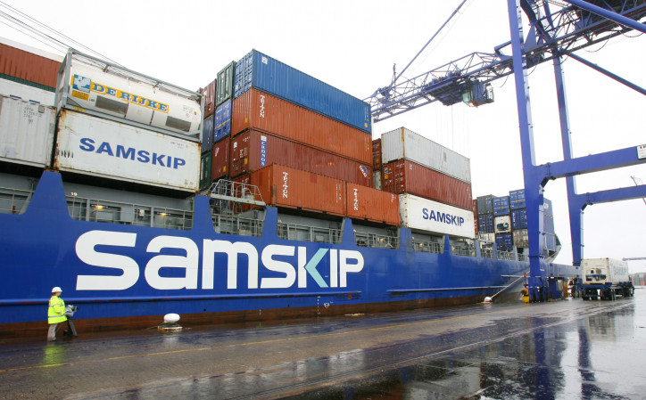 Samskip fine tunes multimodal network for post-Brexit hard choices