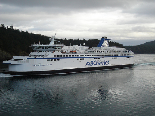 Polish Shipyard Wins Contract with B.C. Ferries