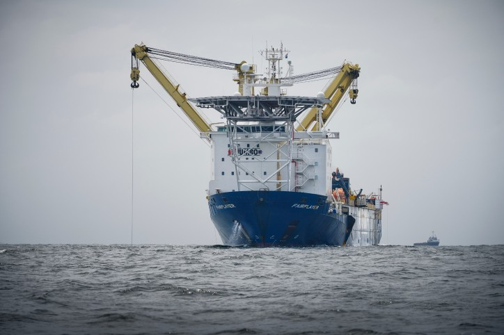 Jumbo awarded installation contract in the Gulf of Mexico
