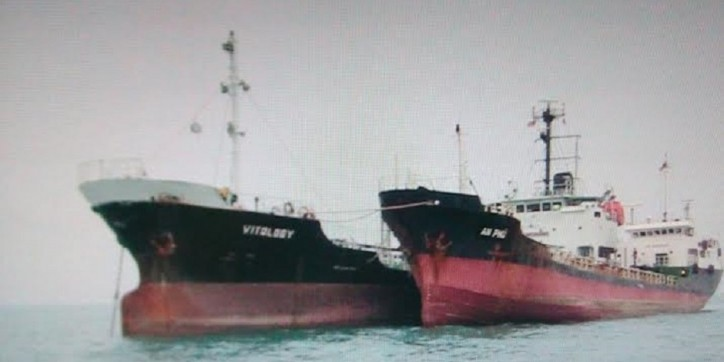 MMEA detained three cargo ships off Malaysia