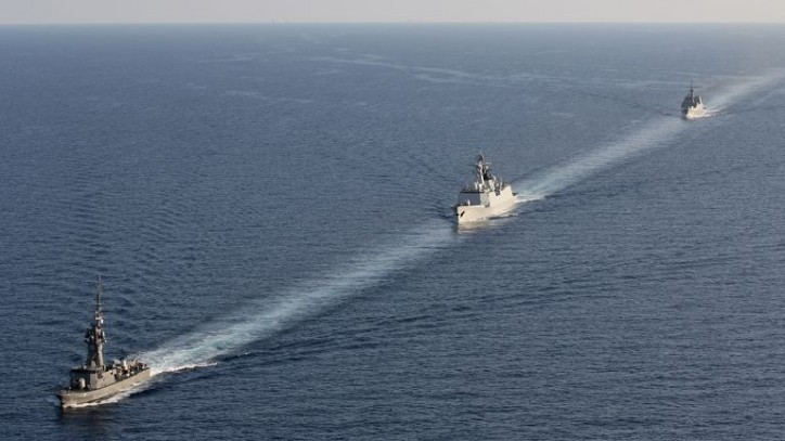 China And Singapore Successfully Complete Inaugural Bilateral Naval Exercise
