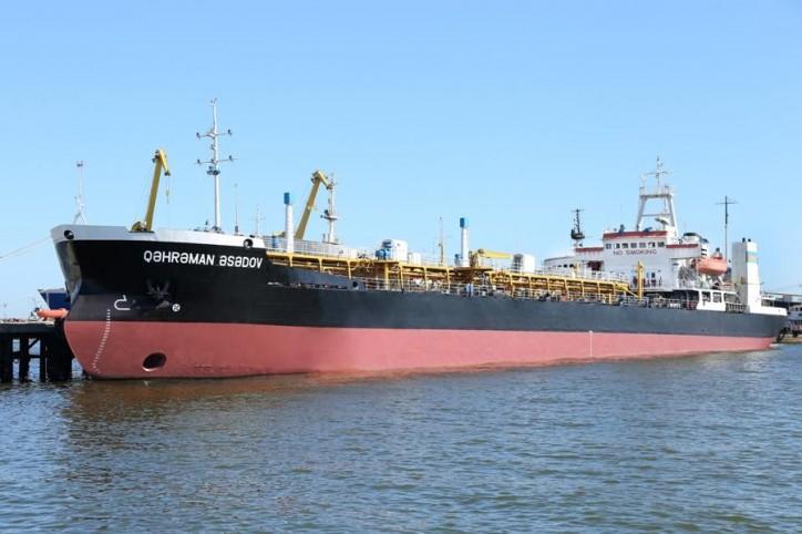 acsc tanker gahraman asadov repaired at zigh ship repair and