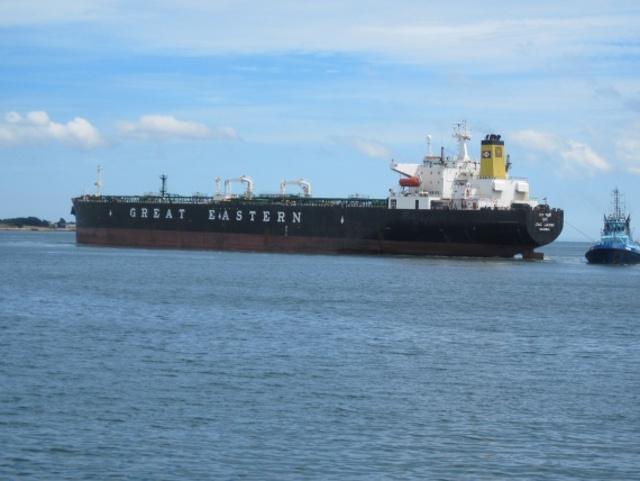 Newbuild dry bulk carrier joins Great Eastern fleet