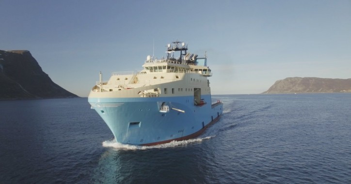 Maersk Supply Service wins contract with Quadrant Energy for both Starfish new-builds