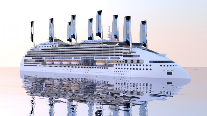 A green future for cruise liners? (Video)