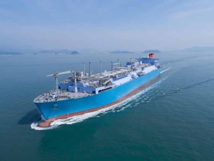 MOL FSRU Challenger - World's largest FSRU starts operating in Turkey