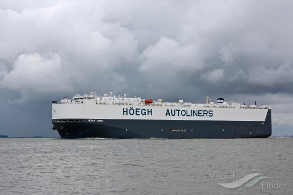 Expansion of Höegh's Europe to Middle East service; now calling Asia