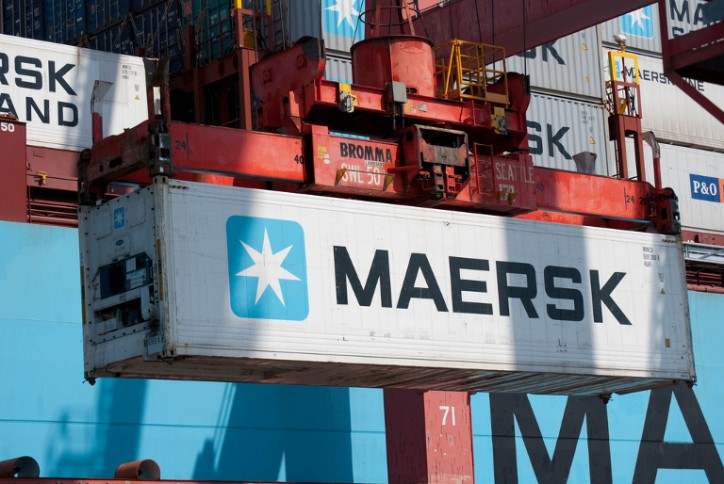 Maersk Line orders 14,800 new reefer containers