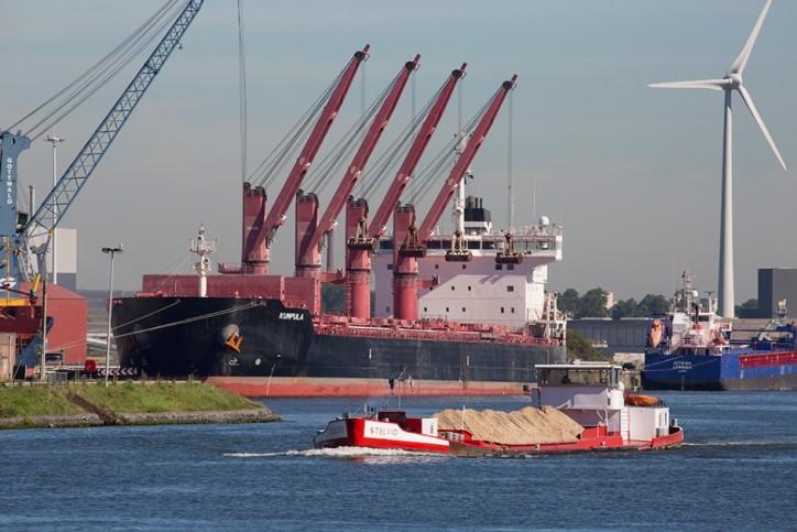 Belgium's Port of Ghent registers best year ever