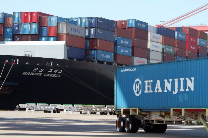 Bidders start due diligence on Hanjin Shipping's Asia-U.S. route