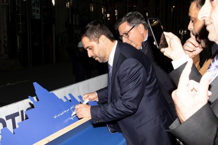 「Fincantieri Begins Work In Muggiano on the First Patrol Vessel for Qatar」的圖片搜尋結果