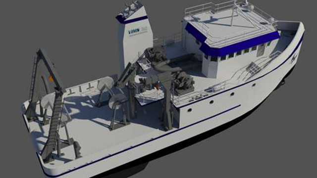 New Research Vessel for Virginia Institute of Marine Science