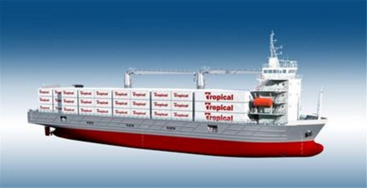America's Tropical Shipping Orders Complete MAN Diesel & Turbo Packages