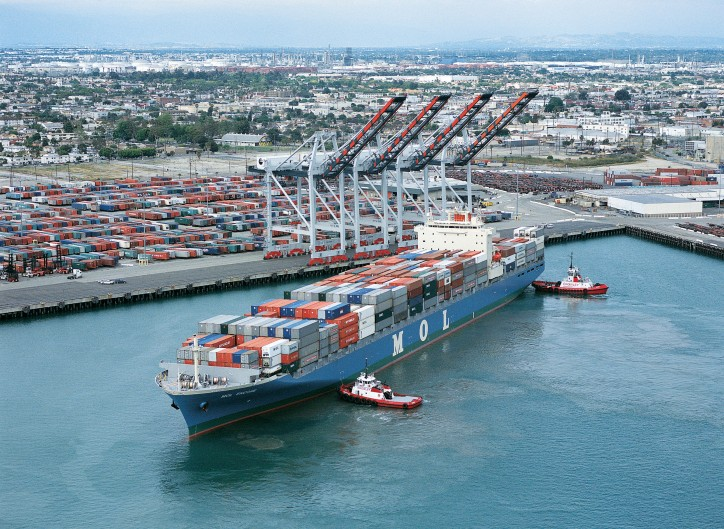 U.S. Ports to See Modest Growth in 2016 -Moody's