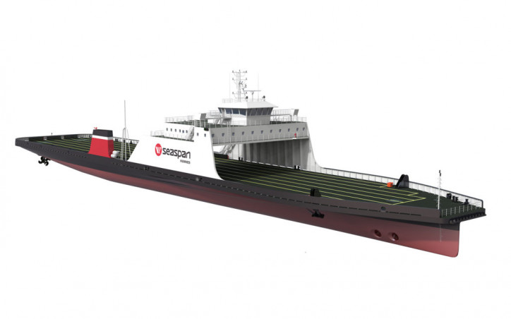 Seaspan Ferries selects Corvus to supply Energy Storage