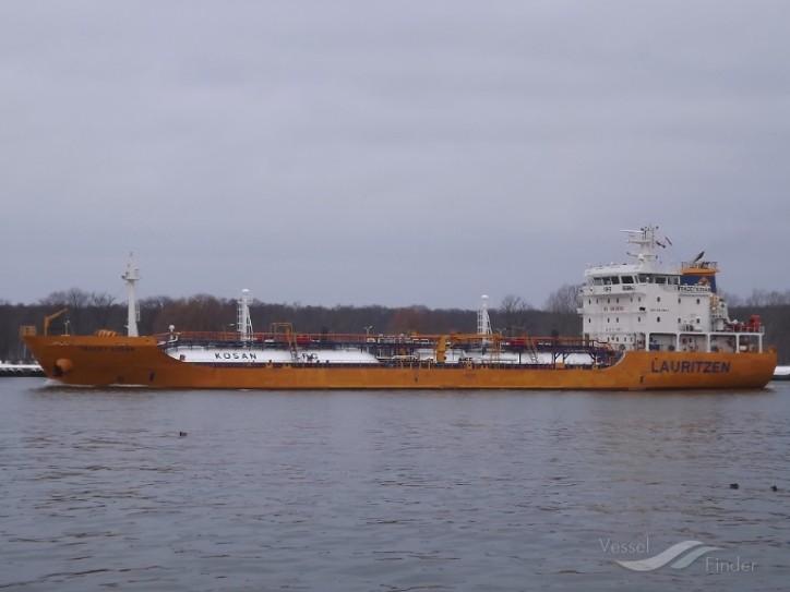 LPG Tanker, IMO: 9525211, MMSI: 219129000