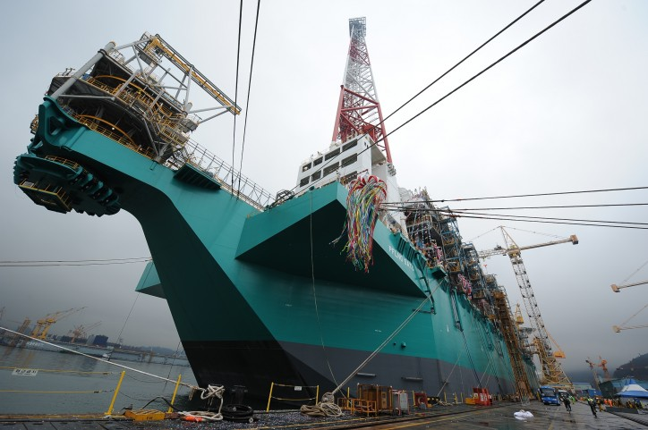 Petronas Names Its First Floating LNG Facility