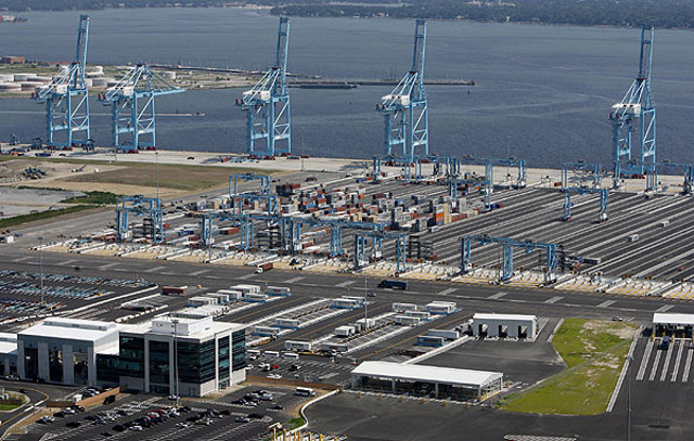 APM Terminals ends operation in Houston