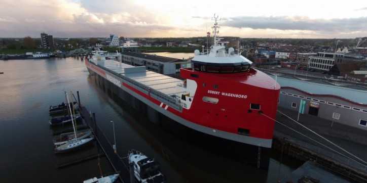 Wagenborg signs multi-year contract with Castor Marine for delivery of global maritime Internet and IT services on 40+ Wagenborg vessels