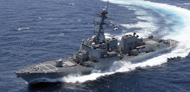 Ingalls Shipbuilding Awarded $618 Million Contract to Build Arleigh Burke-class guided missile destroyer DDG 123