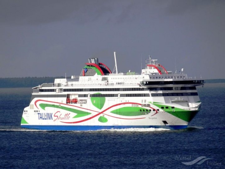 Tallink Grupp Reports record number of passengers for full year 2017