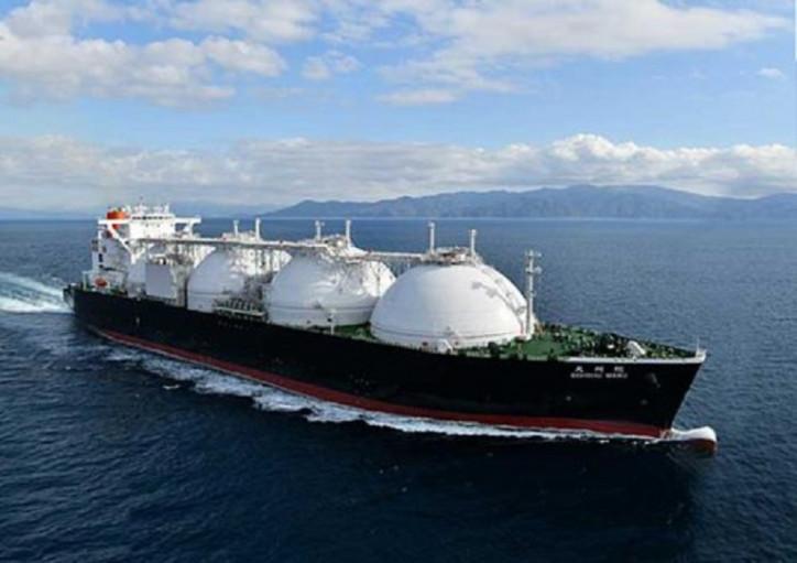 JERA's New LNG Carrier Named Sohshu Maru
