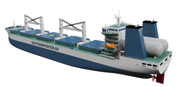 ABS Advances LNG as Fuel Use with Novel Design Approval