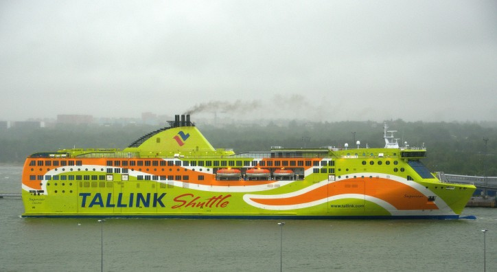 Tallink sells vessel to make way for LNG ferry