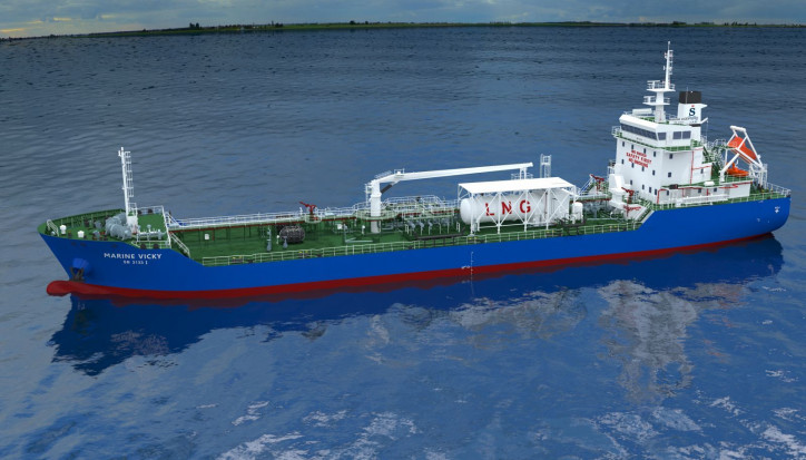 ExxonMobil, Sinanju ink charter deal for Singapore's first LNG-powered bunker tanker